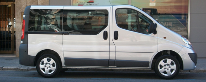 empresas alquiler furgonetas coru a